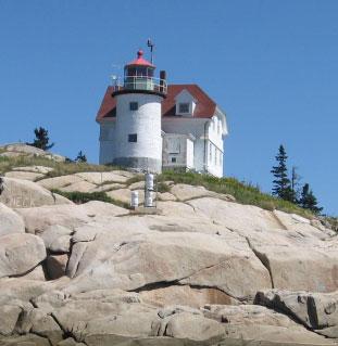 Isle Au Haut Lighthouse Tour