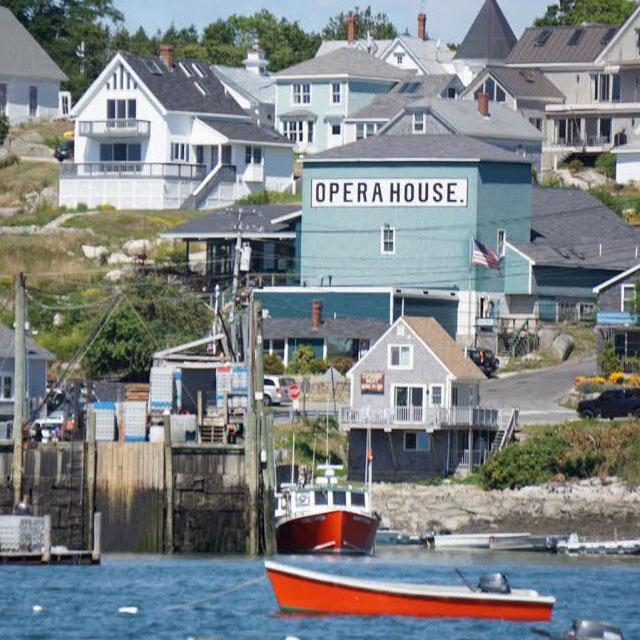 Stonington Harbor & Lighthouse Tour
